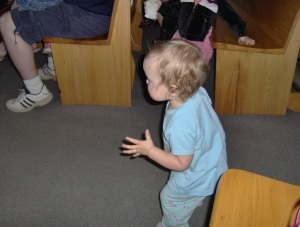 Dancing Hannah